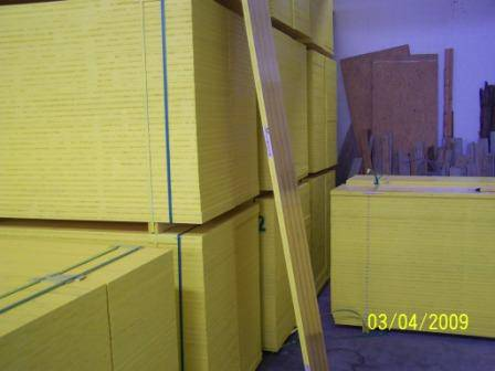 - Pannelli gialli tavole armatura ...