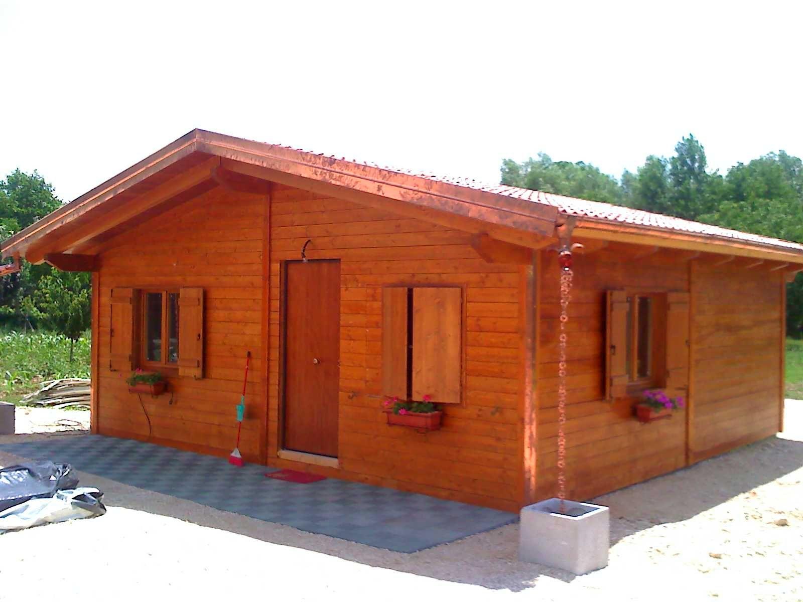 for Case di legno vendita