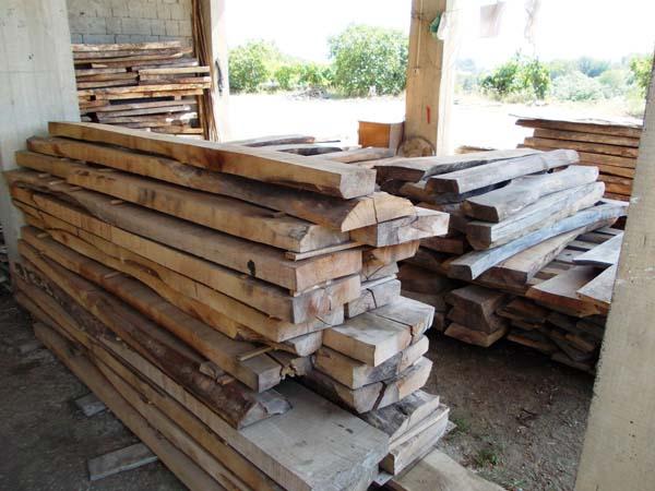 Vendo tavole di legno stagionato. prezzo speciale