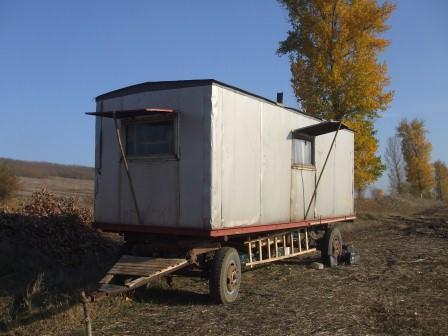 Vagon dormitor