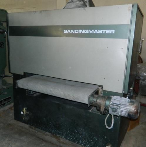 Masina de calibrat si slefuit, sandingmaster