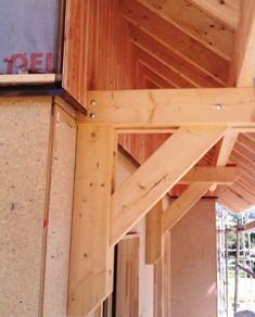 Structuri din lemn, panouri, grinzi lamelare