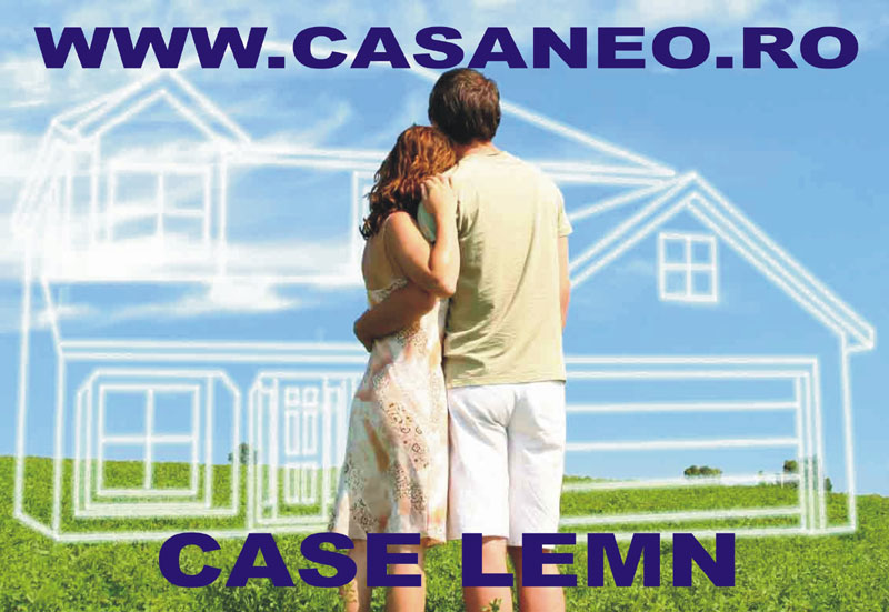 Oferta 2013 - constructii case lemn la cheie