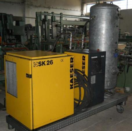 Compresor cu surub KAESER