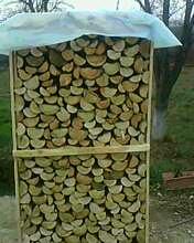 VAnd Paleti cu lemne de foc uscat, rasinoase (molid, brad, duglas , larice)