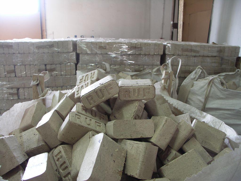 ruf briquetting machine for sale