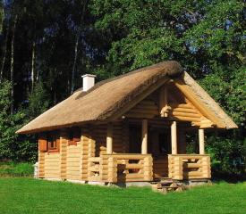 Casute lemn
