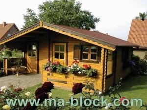 Producator case din lemn