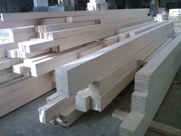 Grinzi lamelare,stratificate si case din lemn