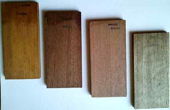 Cherestea din lemn tropical