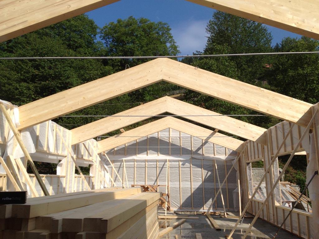 Selling of molded wood profiles, paneling, floors, beams