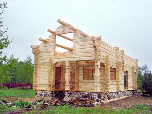 Capanne di legno e case di vacanza richieste capanne di for Case di legno in romania