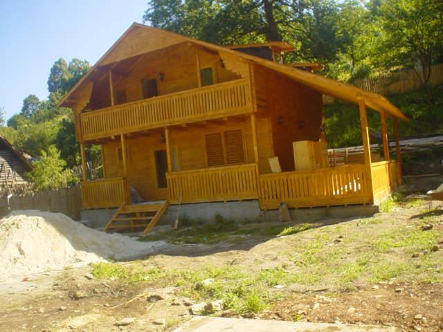 Case din lemn