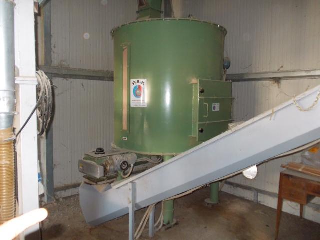 Impianto di produzione pellet