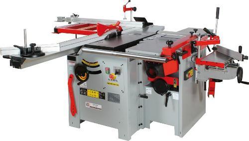 Masina universala de tamplarie k5 315vf-2000 holzmann