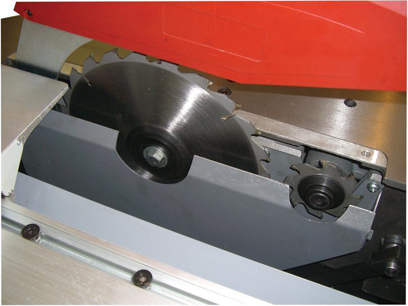 Masina universala de tamplarie cu 5 operatii k5-260 vf - holzmann