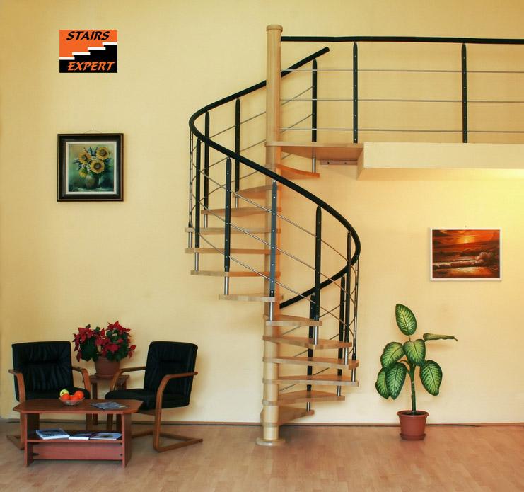 Producem si montam scari de interior din lemn