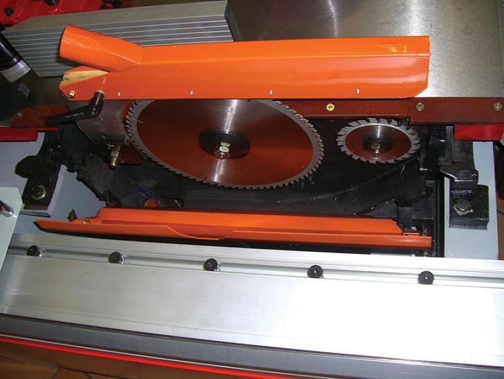 Masina universala de tamplarie cu 5 operatii holzmann  k5 350 vf 2500