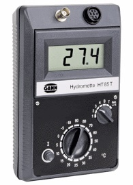 Umidometre pentru cherestea, rumegus, aer, termohigrometre, cu si fara contact