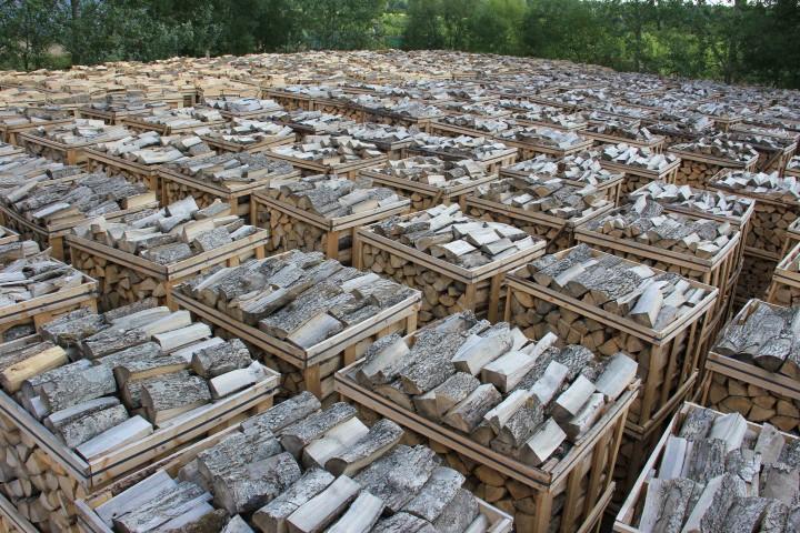 Esche eiche hainbuche brennholz - Bois de chauffage frene ...
