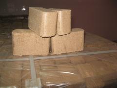 brichete Pini Kay , RUF brichete din lemn , brichete din lemn