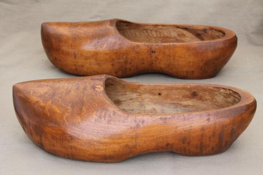 Wood for wooden shoes, WoodBusinessPortal.com