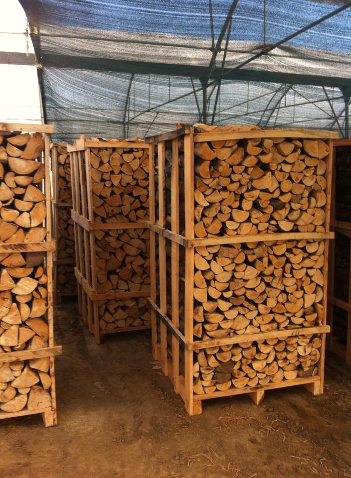 100% Kiln Dried Firewood