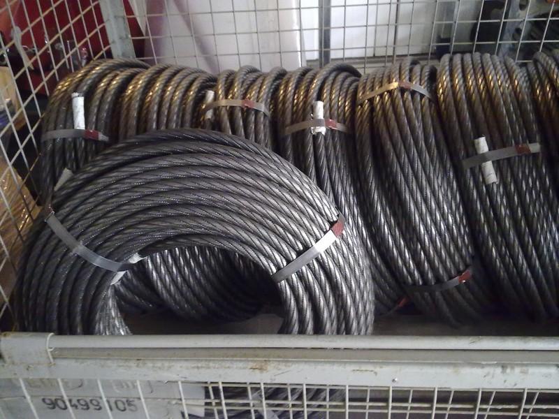 Cablu HAASE 14/60 pentru troliu