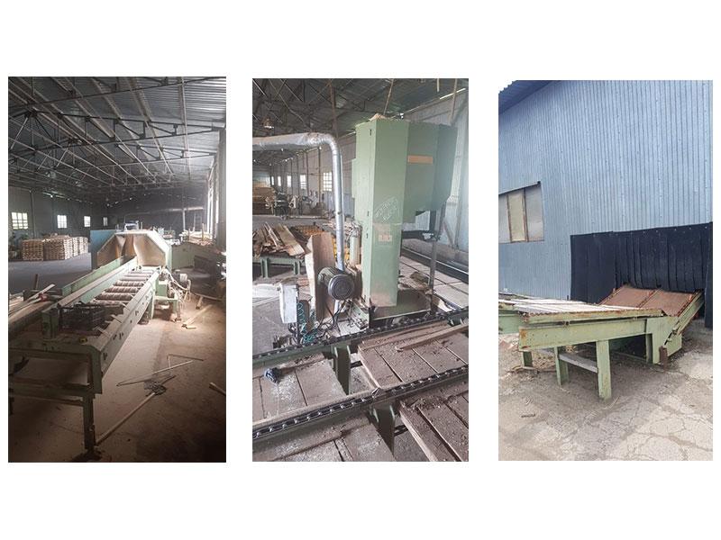 Vand fabrica de cherestea specializata si pentru productia de elemente europaleti