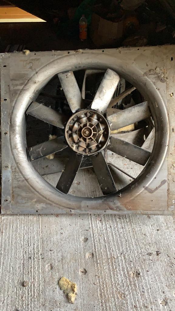 Ventilatoare uscator de cherestea