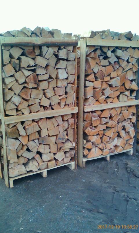 Vand lemne de foc uscat