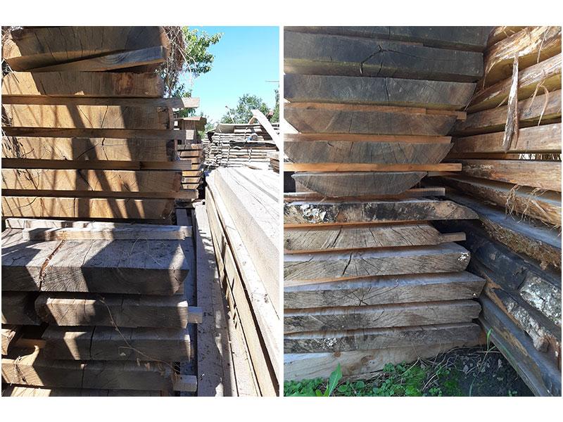 Cherestea, grinzi, traverse, lemn constructii, dulapi