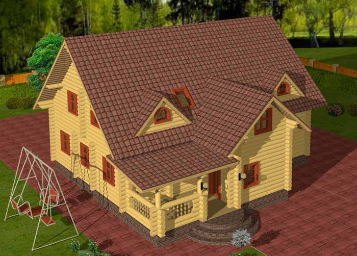 Great Log Cabin Design Software 700 x 502 · 203 kB · jpeg