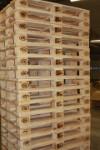 euro EPAL wood pallet