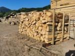 lemn de foc crapat