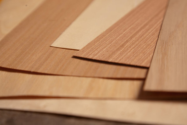 wood veneer products
